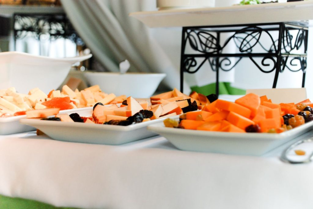 Print Works Bistro Easter Buffet at Proximity Hotel in Greensboro, NC
