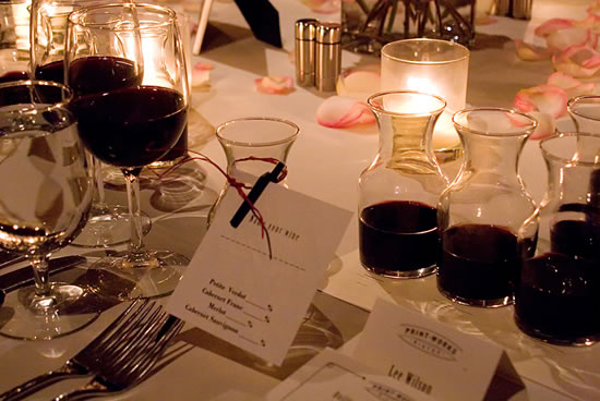 BYOB: Build Your Own Bordeaux Wine Blending Dinner