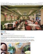 100 Best Brunch Restaurant Print Works Bistro Forbescom