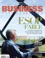 Business North Carolina Cover