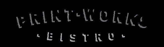 Print Works Bistro Logo