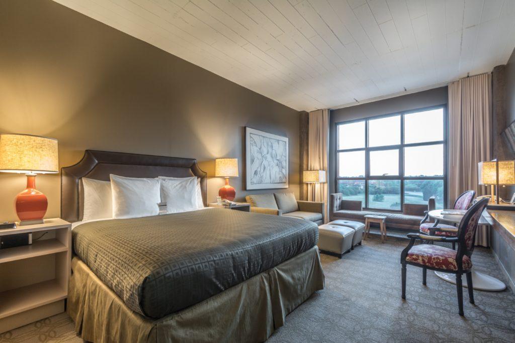 Proximity Hotel Room